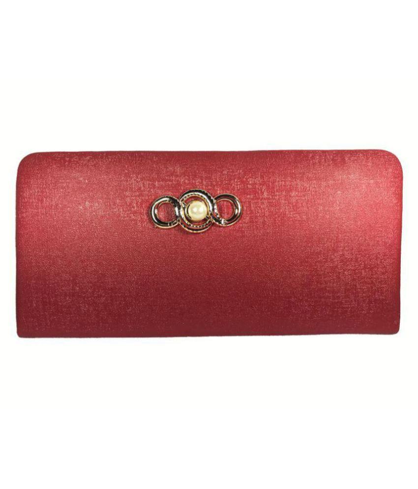 Bizarre Vogue Red Wallet