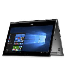 Dell Inspiron DELL INSPIRON 5378 Hybrid (2 in 1) Core i5 (7th Generation) 8 GB 33.78cm(13.3) Windows 10 Home without MS Office Not Applicable SILVER