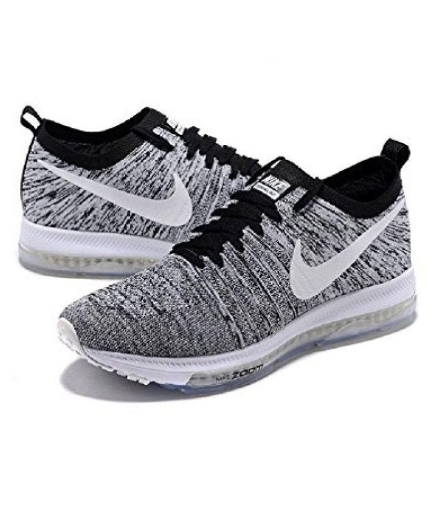 Nike 2018 FLYNIT ZOOM ALL OUT Running Shoes
