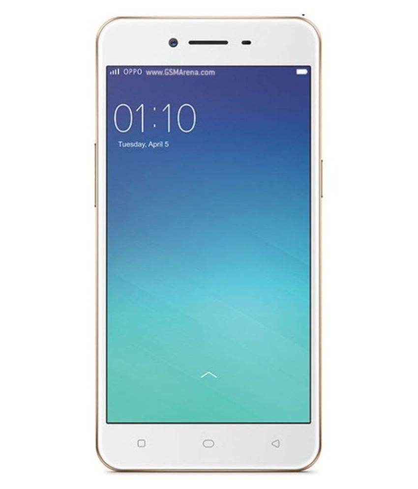 Oppo Oppo A37   16gb   2 Gb   Gold Mobile Phones Online At Low Prices