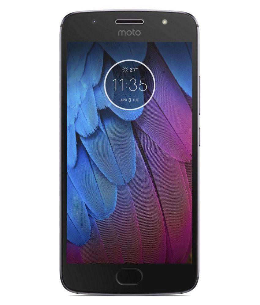 Motorola Moto G5S ( 4GB) Lunar Grey 32GB