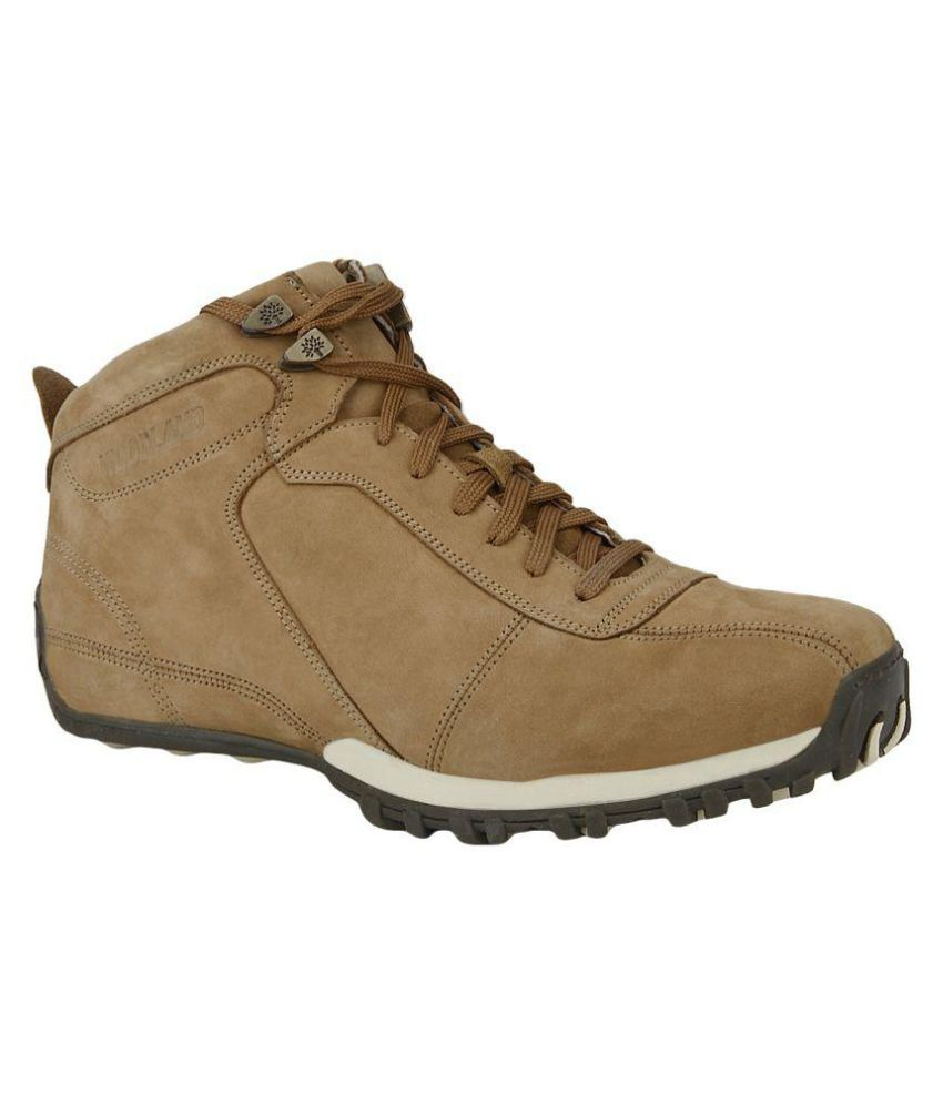 Woodland GC 0937110 CAMEL Outdoor Camel Casual Shoes ...