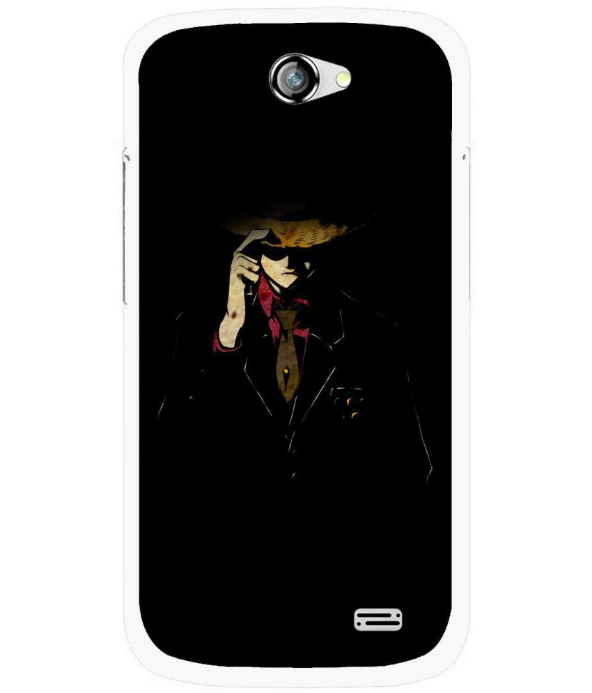 Gionee Pioneer P2 Printed Cover By Snooky