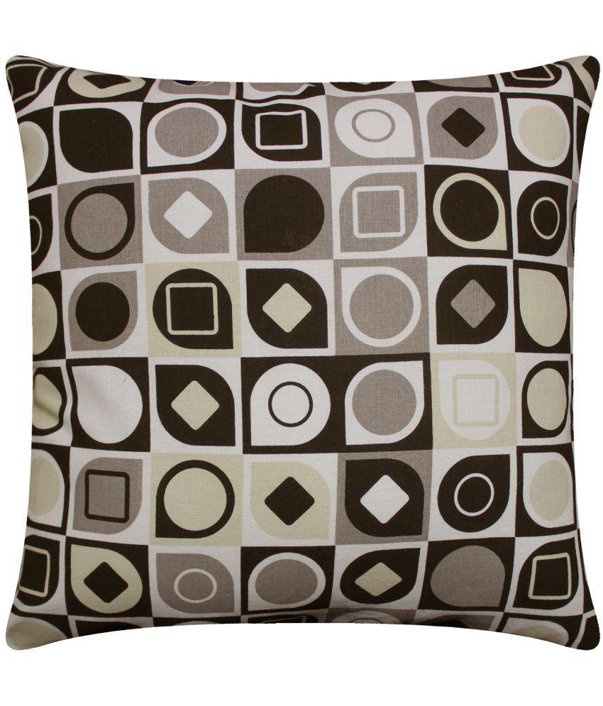 Airwill Single Cotton Cushion Covers 40X40 cm (16X16)