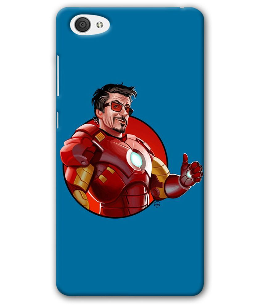 Vivo X5 Pro Printed Cover By Case King