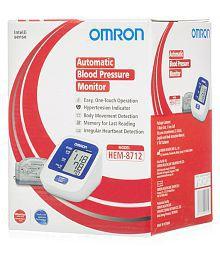 Omron 8712 OMRON AUTOMATIC BLOOD PRESSURE MONITOR