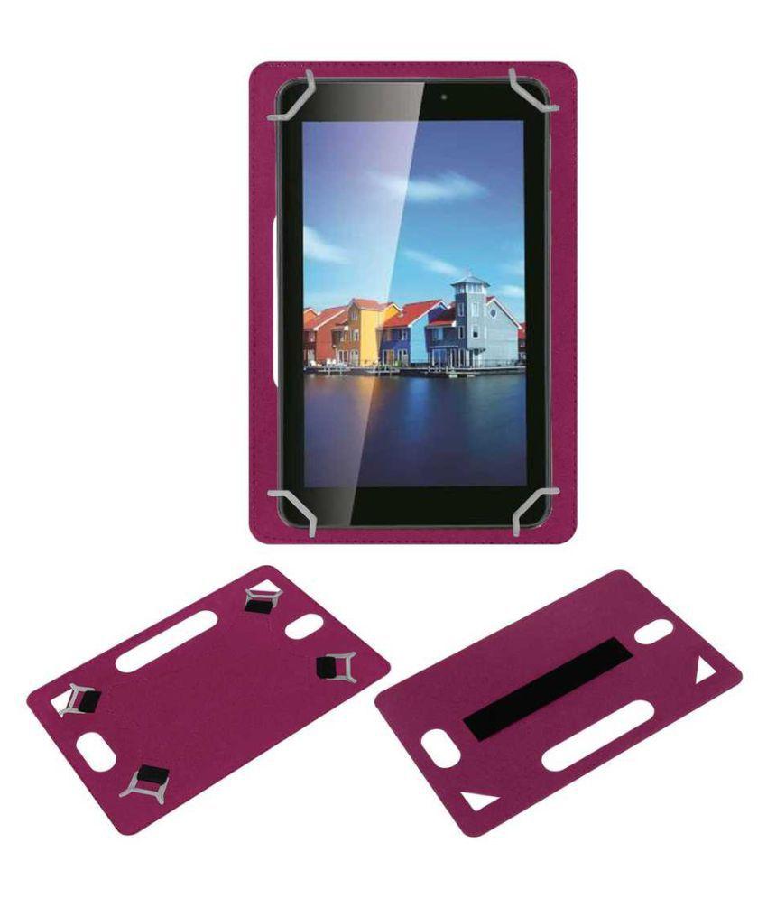 Iball Slide 6351 Q40I Plain Back Cover By ACM Pink