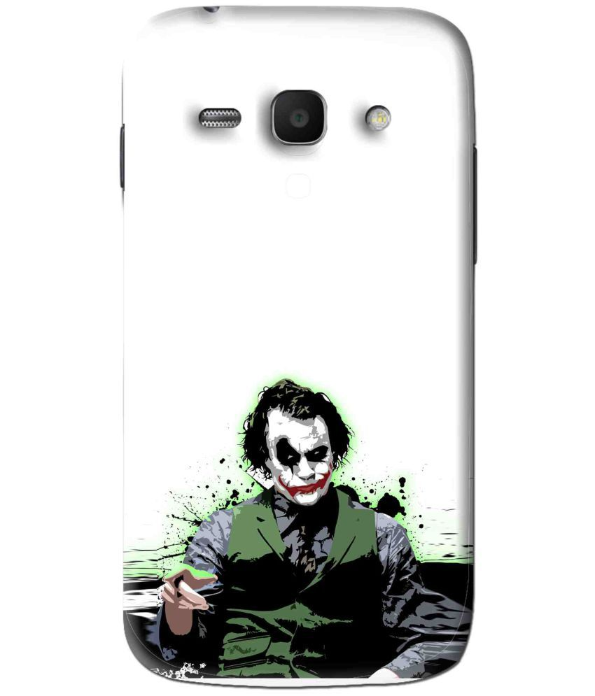 Samsung Galaxy Ace 3 Printed Cover By Snooky