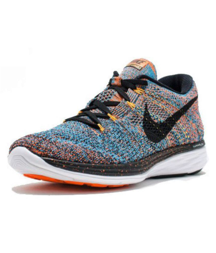 105fe0670fc86 Nike Lunar Flyknit 3 Running Shoes - Buy Nike Lunar Flyknit 3 Running Shoes  Online at Best Prices in India on Snapdeal