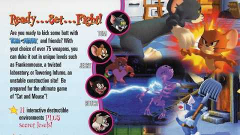 03f2e39122dc Buy tom and jerry war of the whiskers PC ( PS2 ) Online at Best ...