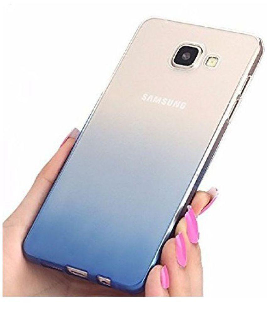 san francisco ec8c7 0ca05 Samsung Galaxy J7 Prime Plain Cases FONOVO - Blue
