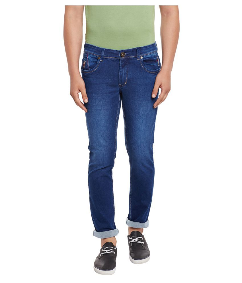 Canary London Blue Skinny Jeans
