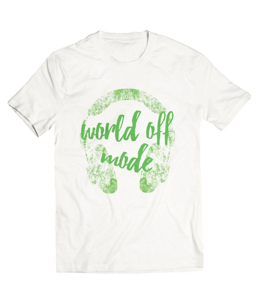 Harpy Off-White Round T-Shirt