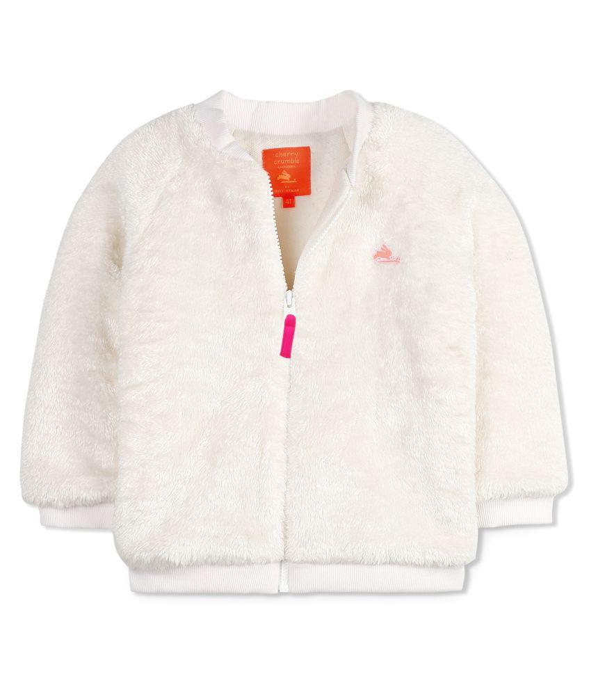 Cherry Crumble Sunny Fur Jacket