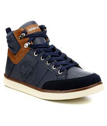 Sparx SM-303 Sneakers Navy Casual Shoes
