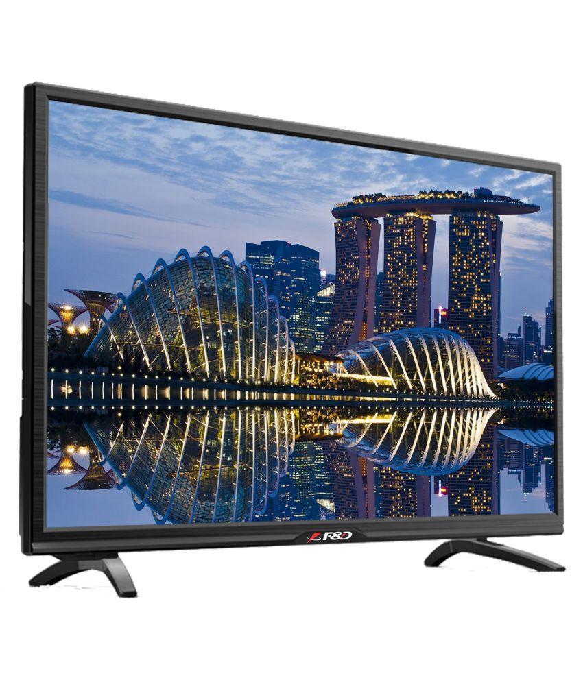 Merveilleux ... Fu0026D 3203 SMART TV 80 Cm ( 32 ) HD Ready (HDR) LED Television ...