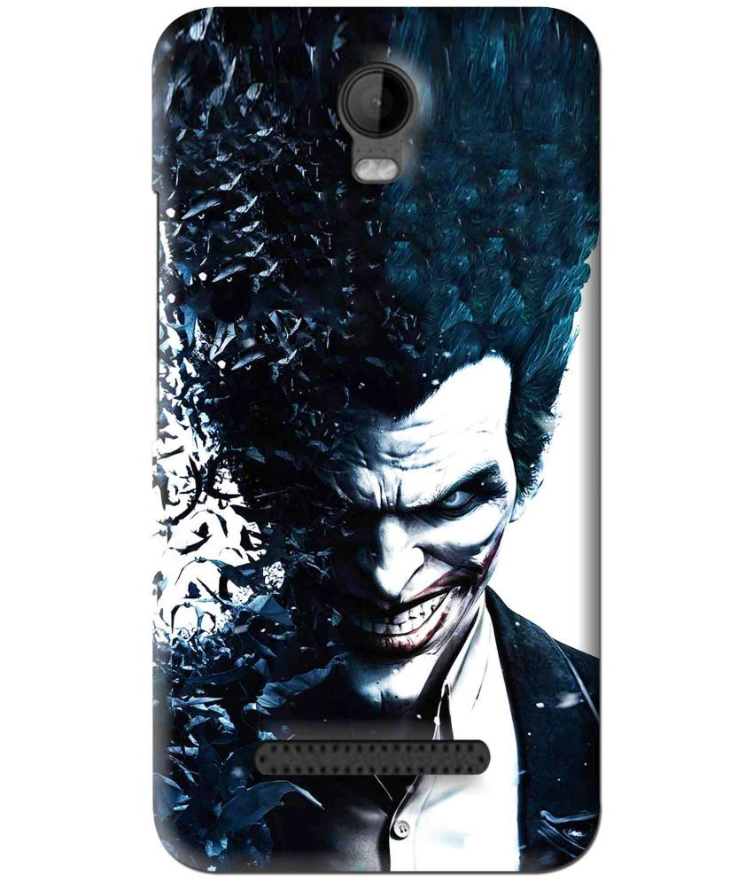 Micromax Bolt Q335 Printed Cover By Snooky