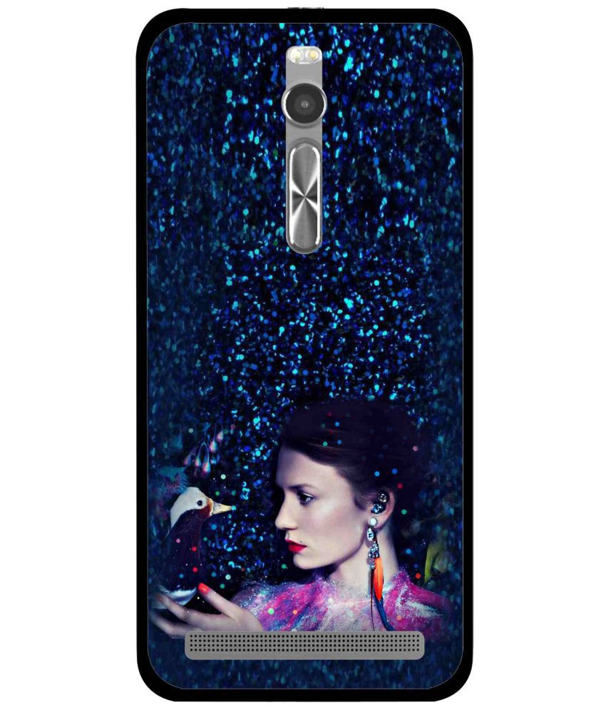 Asus Zenfone 2 Printed Cover By Snooky