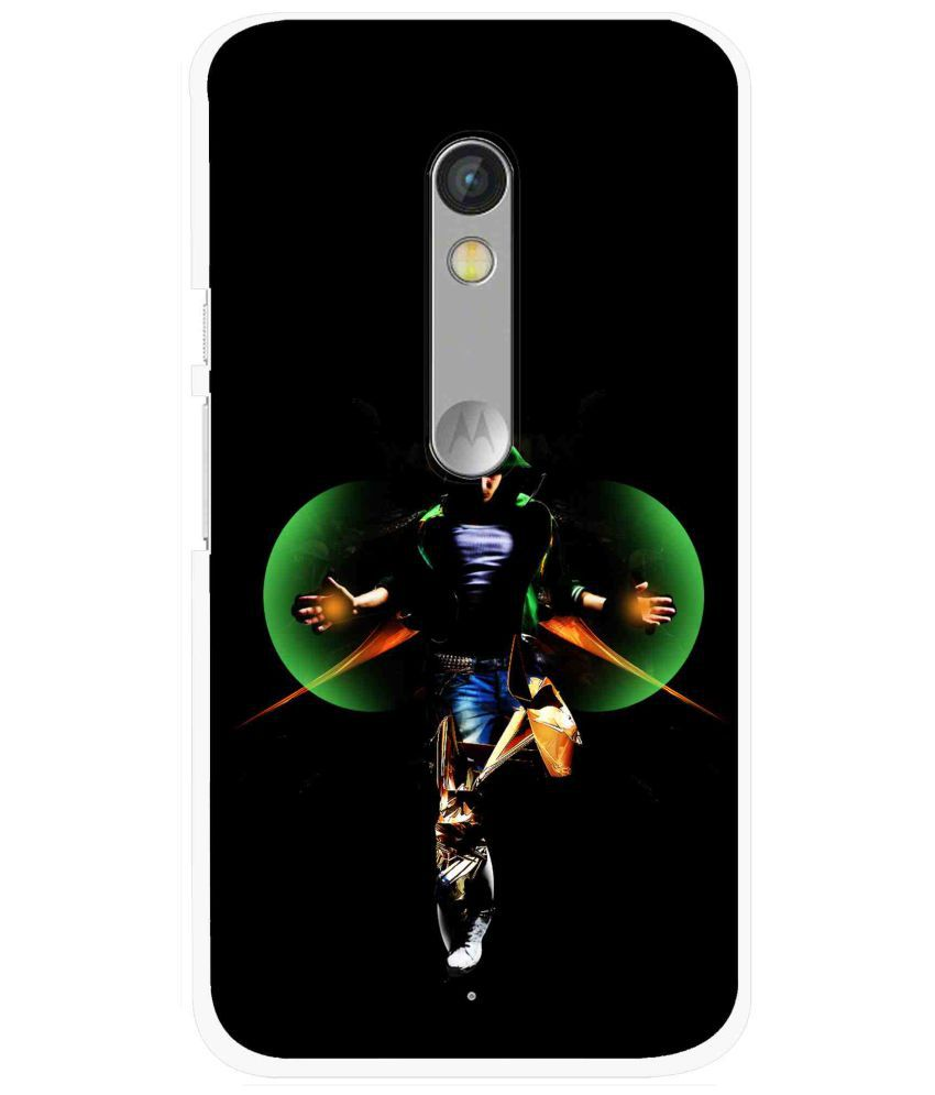 Motorola Moto X Play Printed Cover By Snooky