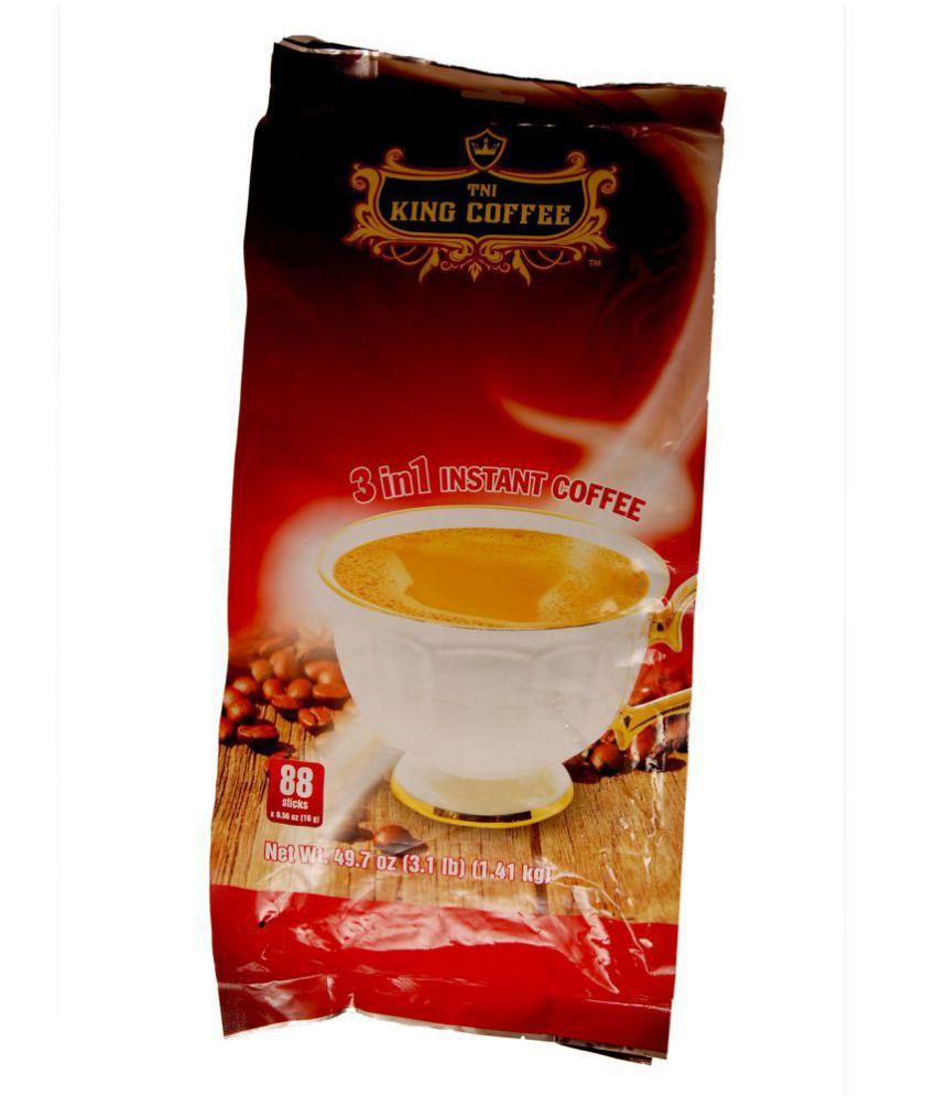 KING COFFEE Sweet, Strong & Robust Instant Coffee Powder 900 gm: Buy