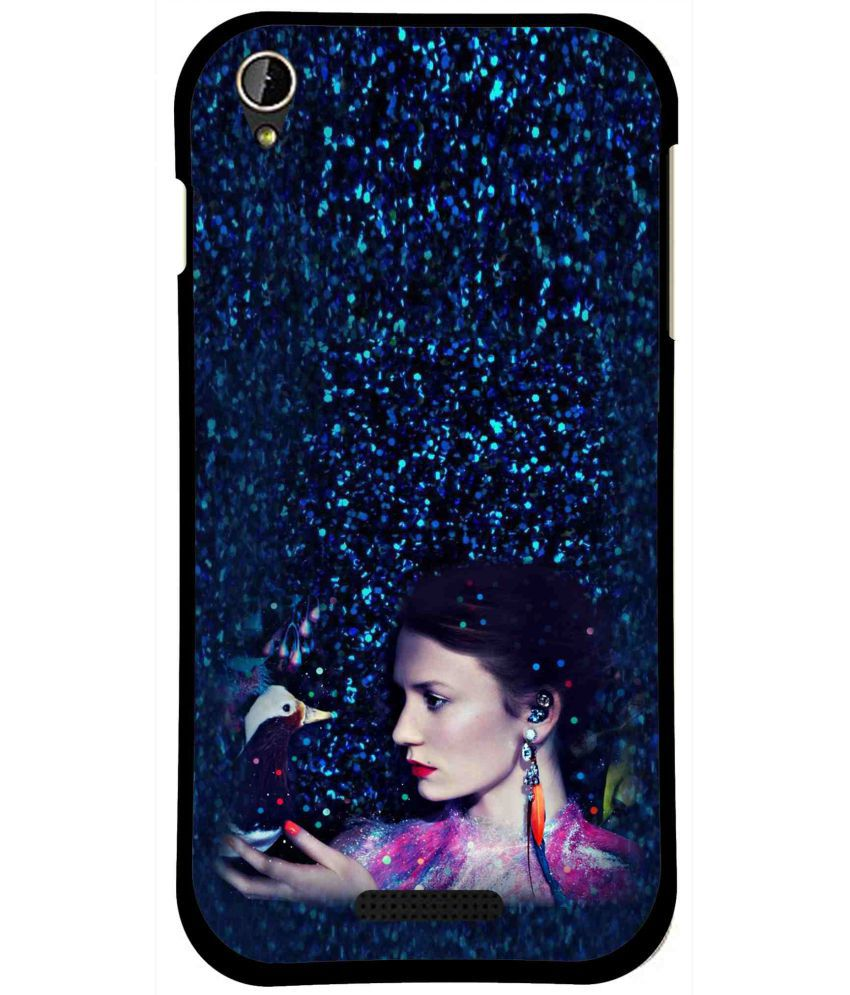 Lava X1 Mini Printed Cover By Snooky