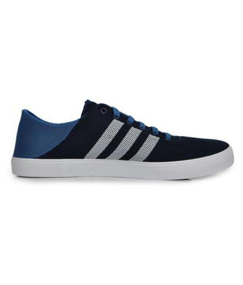 Adidas Neo 1 Blue Casual Shoes - Buy