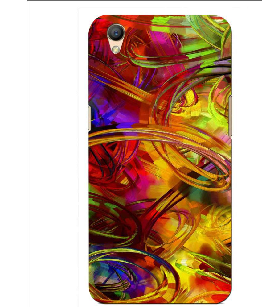Oppo A37 Printed Cover By Snooky