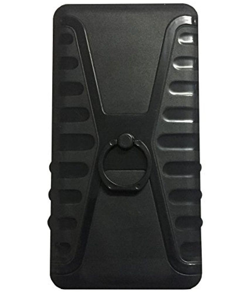 Micromax Bolt A67 Plain Cases Aravstore - Black