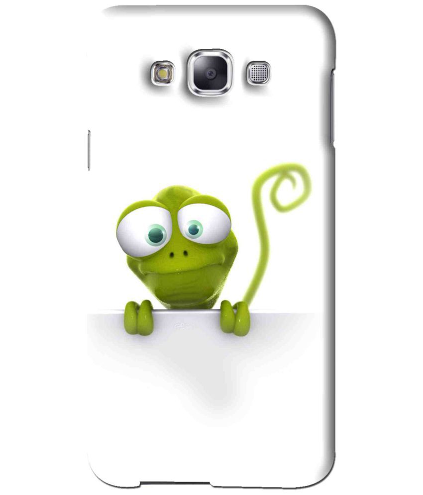 Samsung Galaxy A5 Printed Cover By Snooky