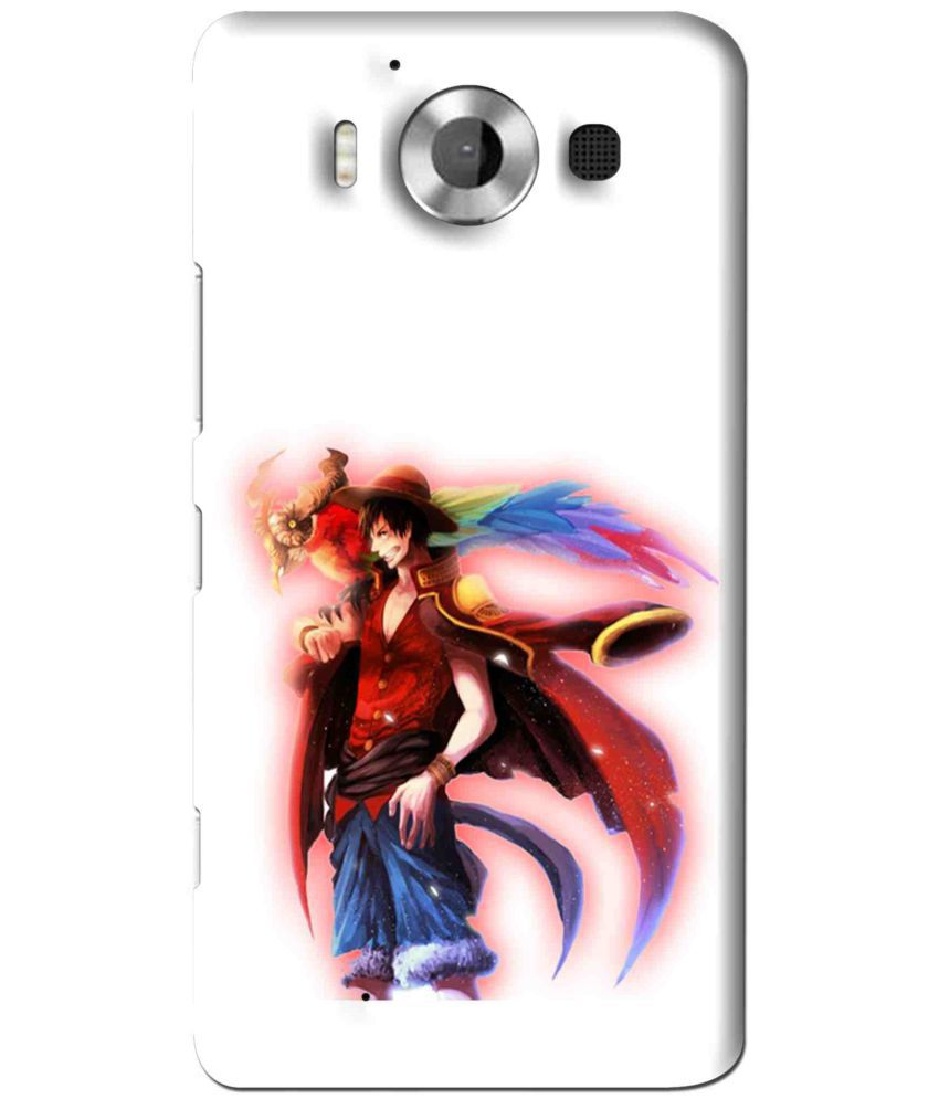 Microsoft Lumia 950 Printed Cover By Snooky