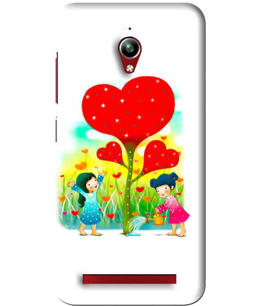 Asus Zenfone Go Printed Cover By Snooky