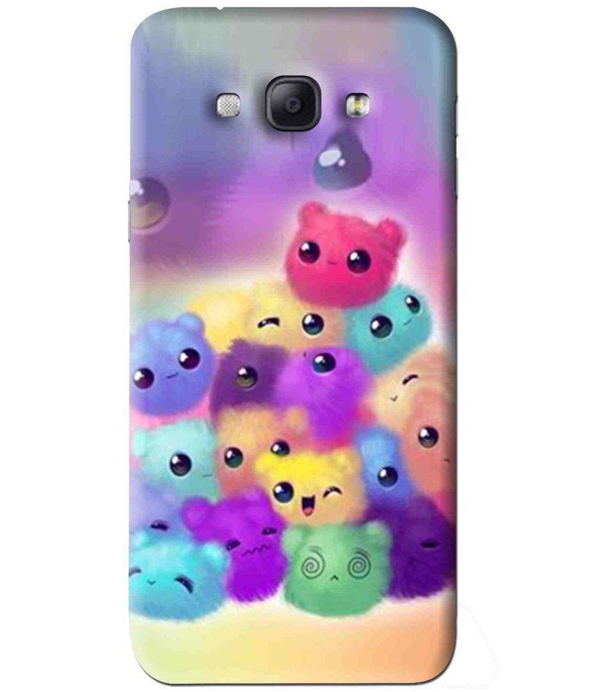 Samsung Galaxy A8 Printed Cover By Snooky