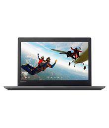 Lenovo Ideapad 80XH01GEIN Notebook (6th Gen Intel Core i3- 4GB RAM- 1TB HDD- 39.62cm(15.6)- DOS) (Black)