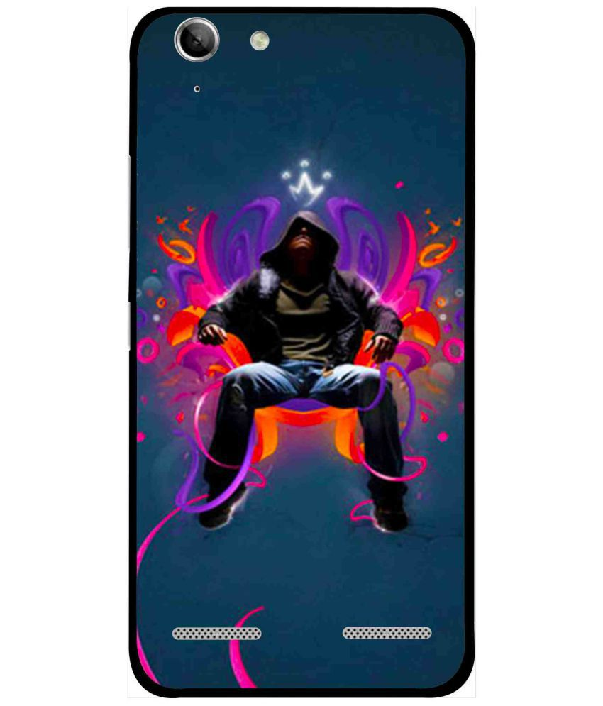 Lenovo Vibe K5 Plus Printed Cover By Snooky