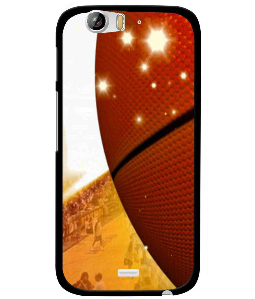 Micromax Canvas Turbo A250 Printed Cover By Snooky