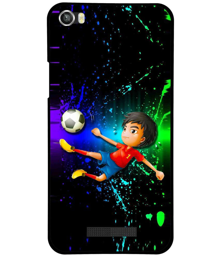 Lava Iris X8 Printed Cover By Snooky