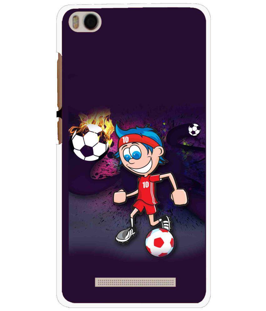 Xiaomi Redmi Mi4i Printed Cover By Snooky