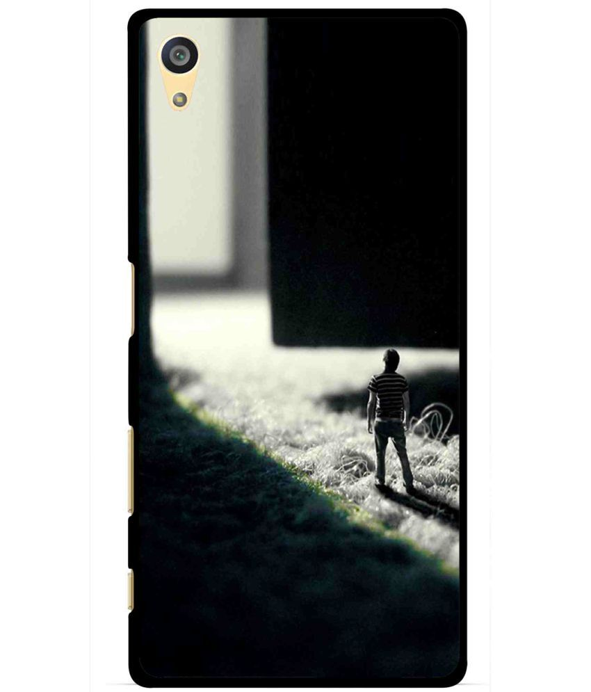 Xperia Z5 Plus Printed Cover By Snooky