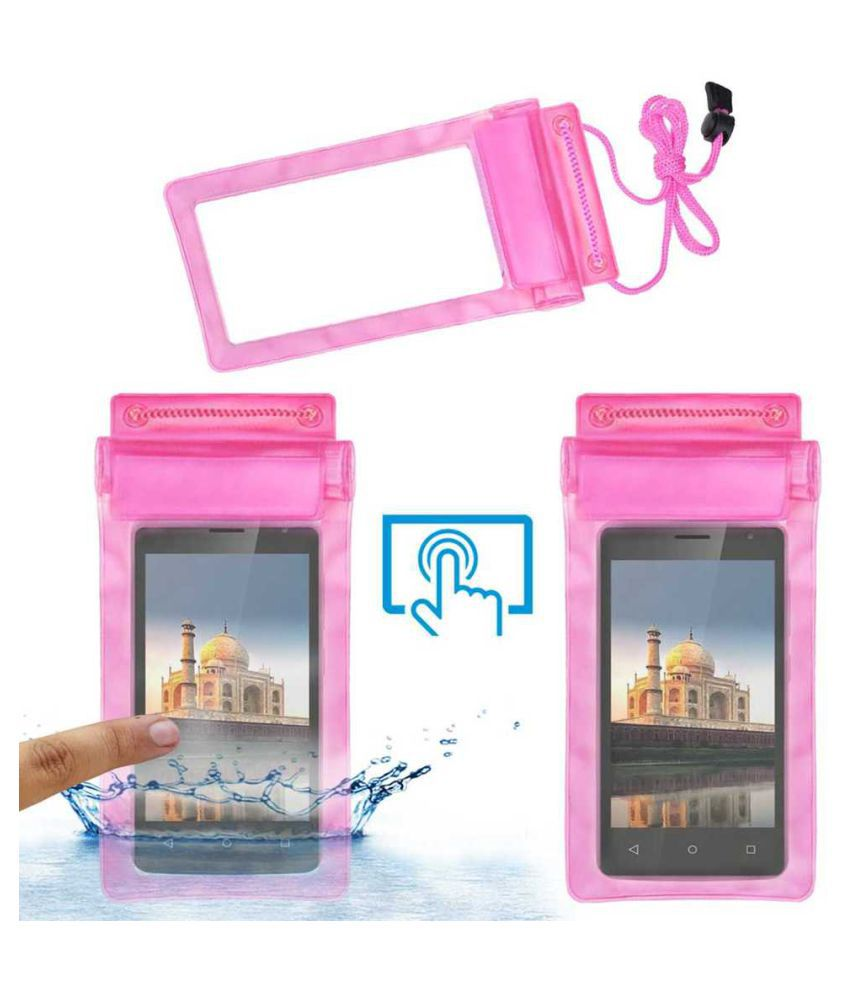 Ivoomi ME4 Holster Cover by ACM - Pink
