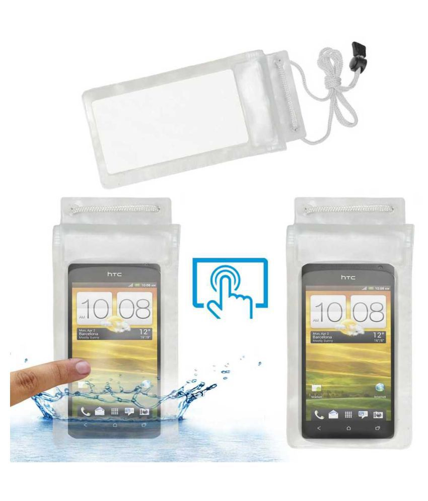 HTC One S Holster Cover by ACM - Transparent