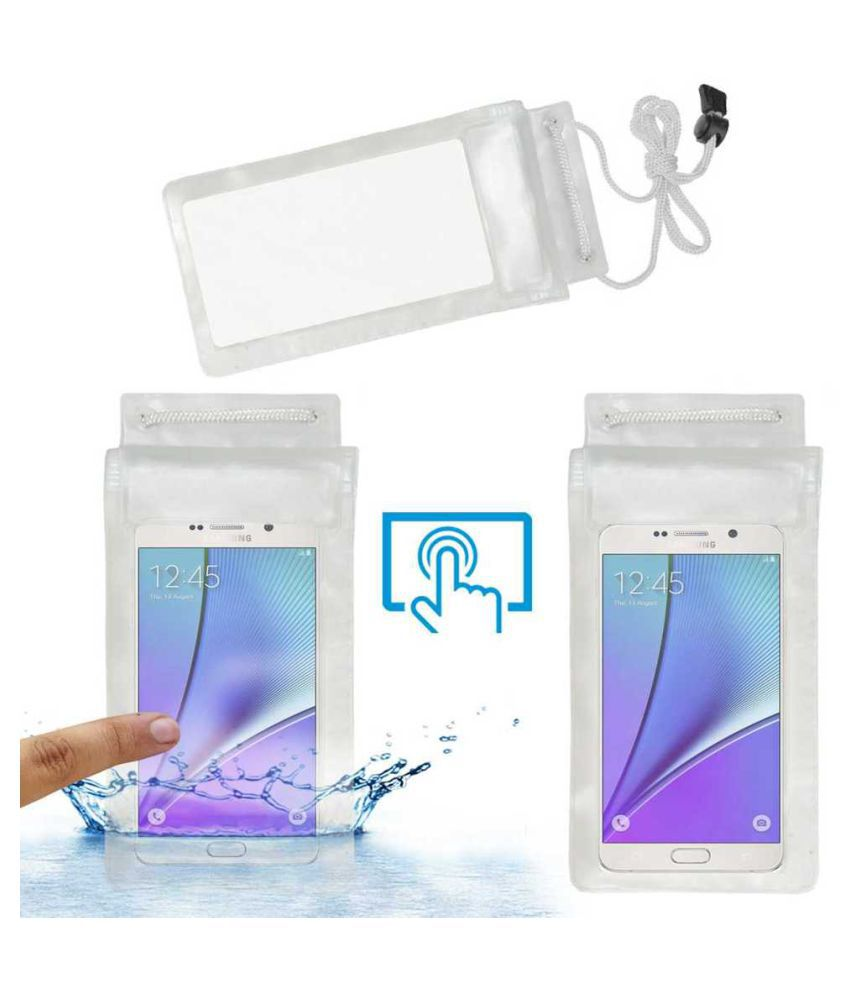 Samsung Galaxy Note 5 Holster Cover by ACM - Transparent