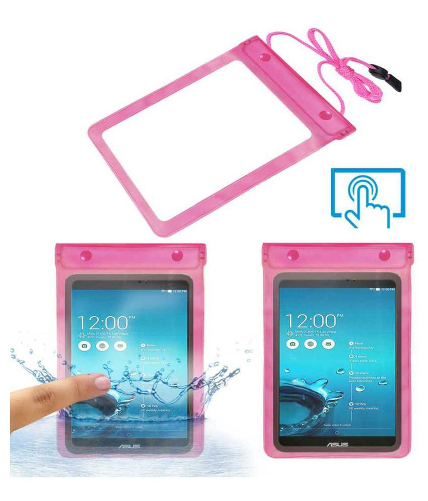 detailed pictures eb21a 80a50 Asus Memo Pad 8 Me581Cl Pouch By ACM Pink