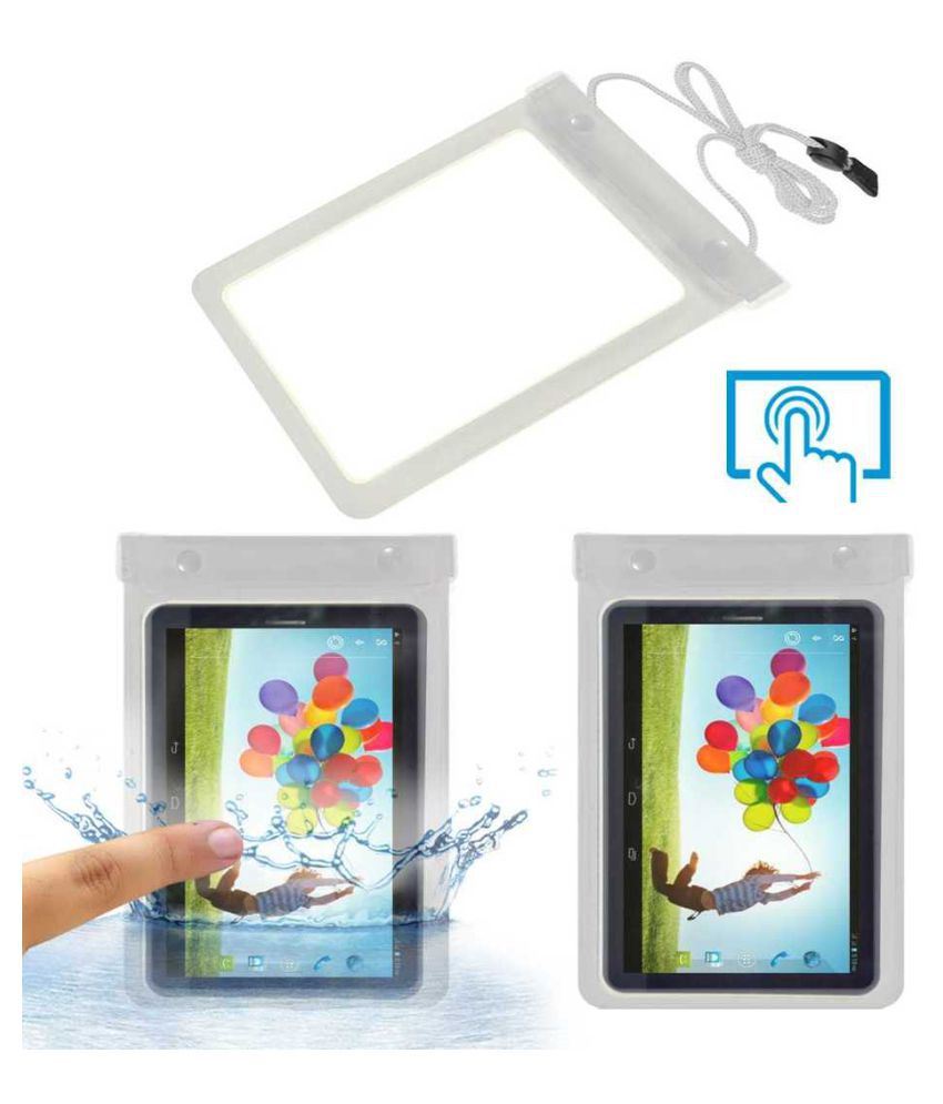Hki Tablet 702M3G Pouch By ACM White