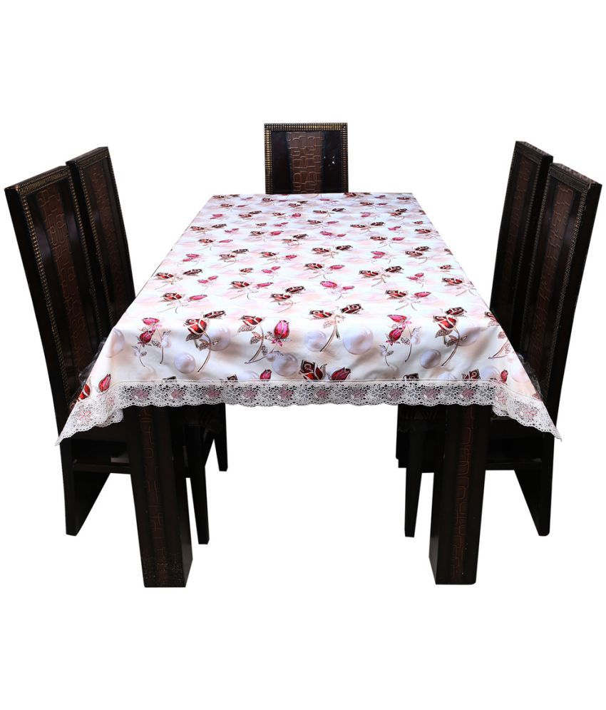 Art House 6 Seater PVC Single Table Covers