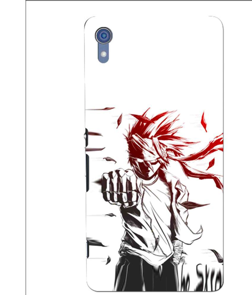 Sony Xperia C6 Printed Cover By Snooky
