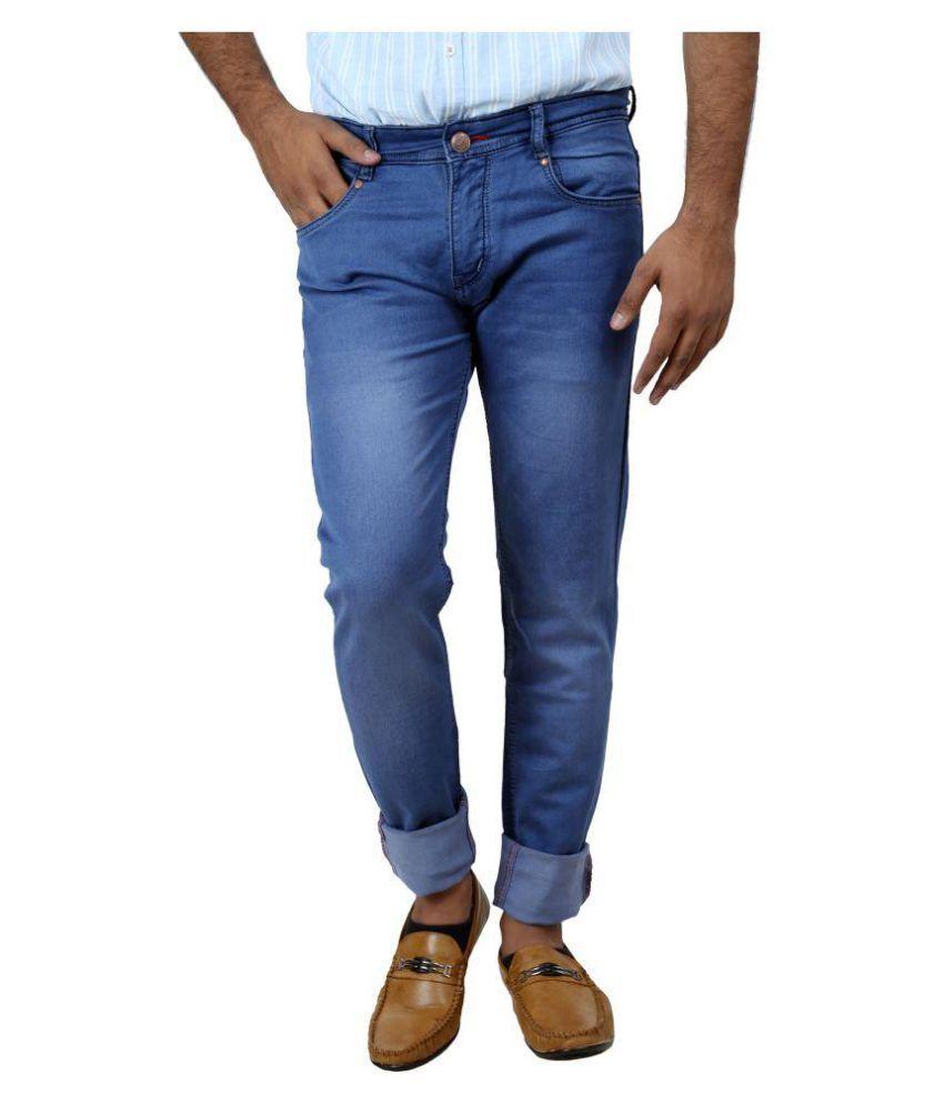 Inspire Next Light Blue Skinny Jeans
