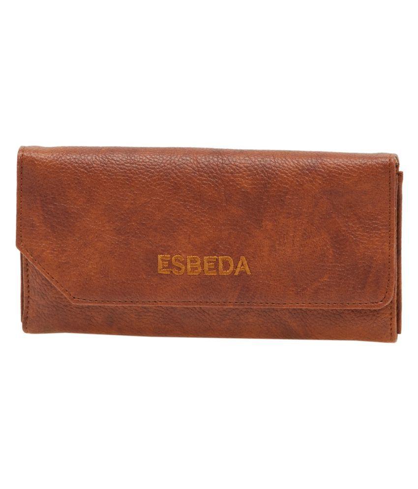 ESBEDA Tan Wallet