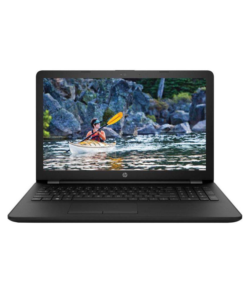 HP 15-by001au Notebook (AMD APU E2- 4GB RAM- 500GB HDD- 39.62 cm (15.6)- DOS) (Silver)-13% OFF