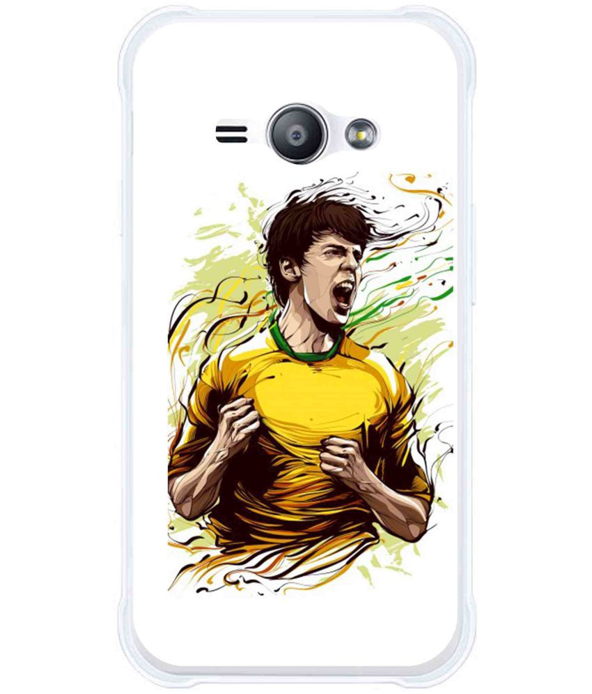 Samsung Galaxy Ace J1 Printed Cover By Snooky