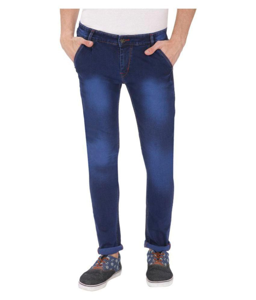 gradely Blue Slim Jeans